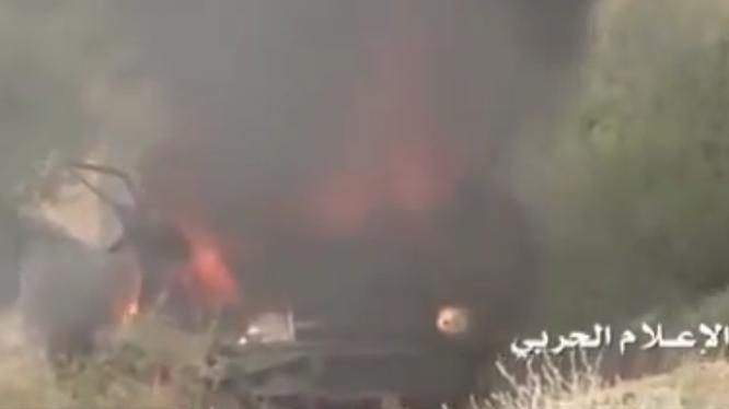 Video Một trận đánh bi thảm của lính Arab Saudi ở Yemen