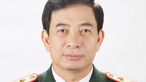 Trung tướng Phan Văn Giang