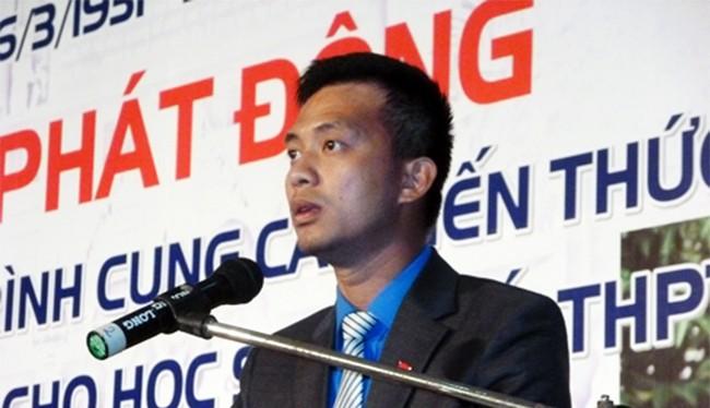 Ông Nguyễn Bá Cảnh, Bí thư Thành đoàn Đà Nẵng, con trai của ông Nguyễn Bá Thanh, nguyên Trưởng ban nội chính TW, Bí thư Thành ủy Đà Nẵng đã lọt vào danh sách bầu cử HĐND TP Đà Nẵng nhiệm kỳ 2016-2021.