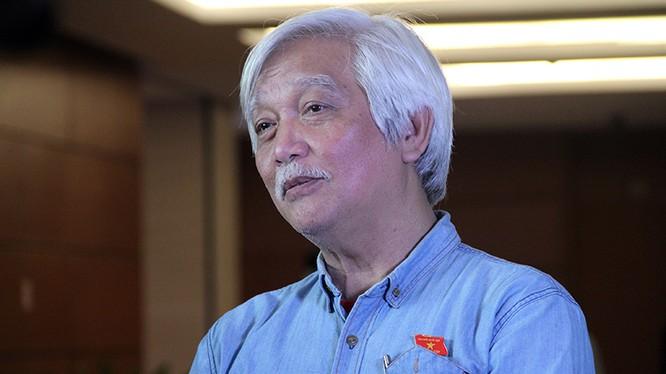 Ông Dương Trung Quốc (Ảnh: Phạm Thịnh)