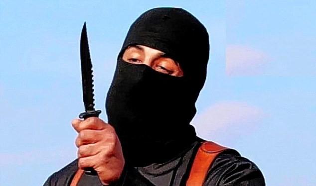 Tên đồ tể John thánh chiến - Ảnh: Reuters
