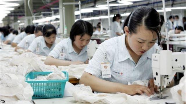 Nhập khẩu nguyên liệu dệt may, da giày từ Trung Quốc trong 3 tháng 2016 là 1,62 tỷ USD.