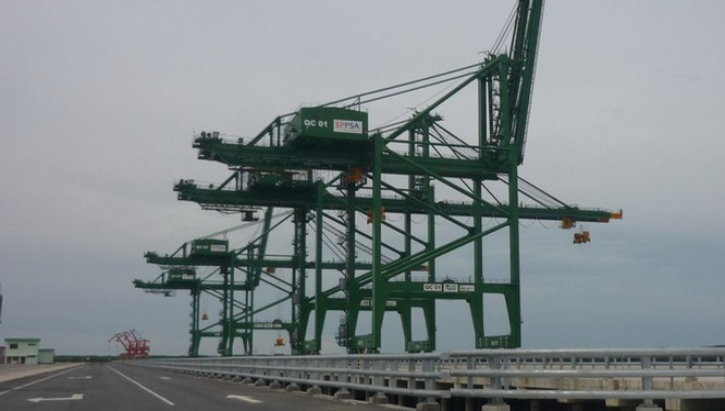 Hầu hết các cảng quốc tế ở khu vực Cái Mép đều vắng khách, lỗ lũy kế cả nghìn tỷ đồng