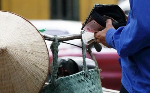 Hà Nội nâng chuẩn nghèo cao gần gấp đôi chuẩn nghèo cũ