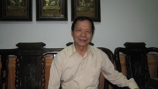 PGS. TS Trần Diên Hiển