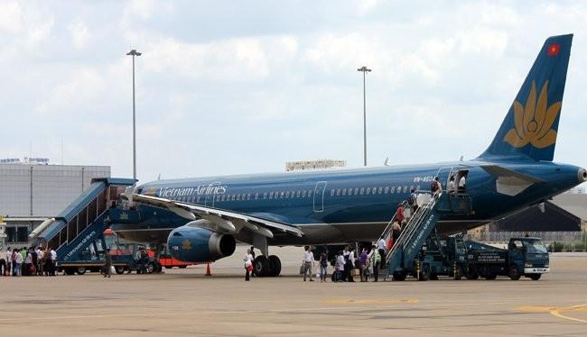 Trong 3 tháng đầu năm VNA đã vận chuyển được hơn 4,6 triệu lượt hành khách. Ảnh: Anh Quân