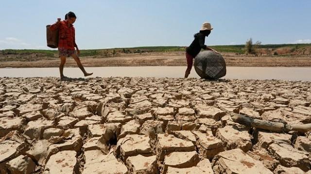 Hạn hán vẫn tiếp tục nghiêm trọng tại 18 tỉnh thành trên cả nước