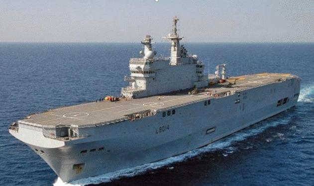 """Sau khu trục hạm Nhật Bản, Pháp điều chiến hạm """"sấm sét"""" tới cảng Cam Ranh"""