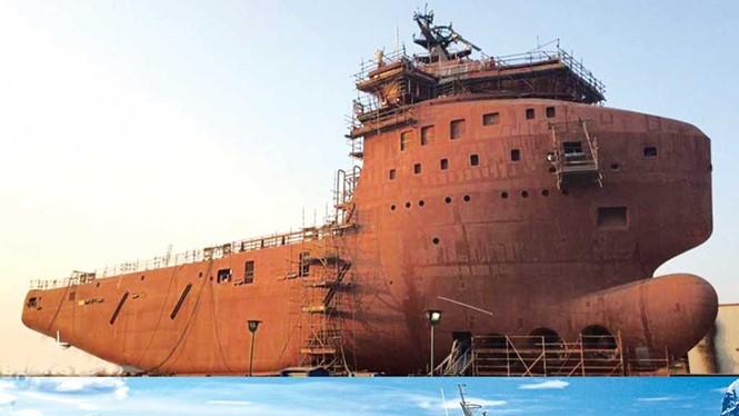 Biến tàu chở hàng thành siêu du thuyền