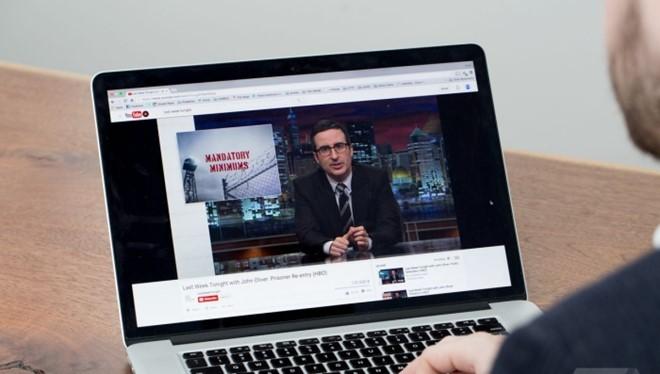 Cơn giận dữ của nhà sản xuất nội dung với mạng video YouTube