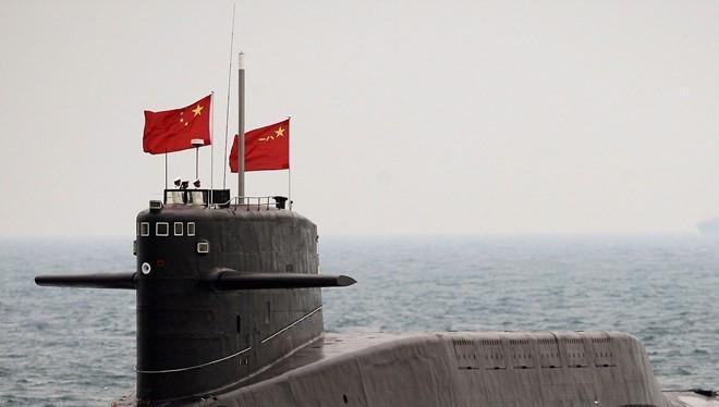 Giới phân tích dự đoán Trung Quốc sẽ tăng số lượng tàu ngầm ở Ấn Độ Dương để theo dõi các tàu ngầm Ấn Độ. Ảnh: Washington Times