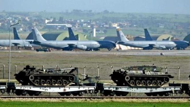 Căn cứ Không quân Incirlik, Thổ Nhĩ Kỳ.