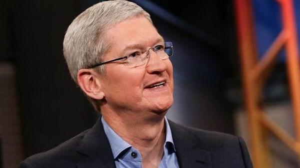 Giám đốc điều hành Apple Tim Cook. (Nguồn: CNBC)