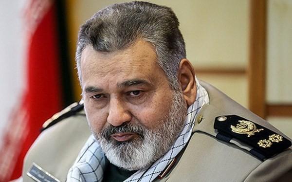 Tổng Tham mưu trưởng quân đội Iran, Thiếu tướng Hassan Firouzabadi. (Nguồn: irna.ir)