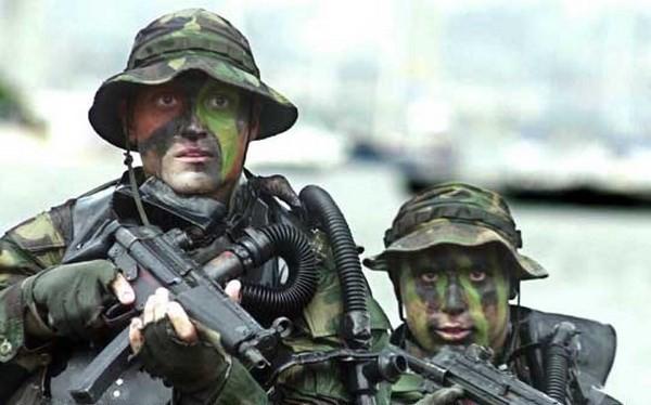 Lính đặc nhiệm SEAL của Hải quân Mỹ. (Nguồn: en.wikipedia.org)