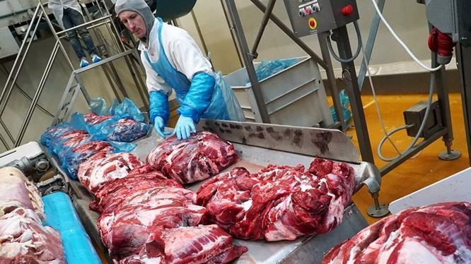 Sản phẩm thịt Nga sắp vào Việt Nam
