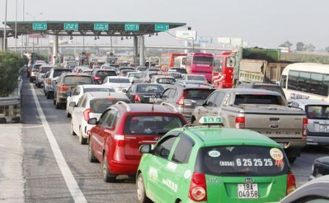 Không cho phép tăng mức thu phí cao tốc Cầu Giẽ - Ninh Bình