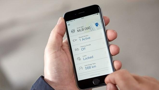 Video Dùng smartphone làm chìa khóa xe ôtô, tại sao không?