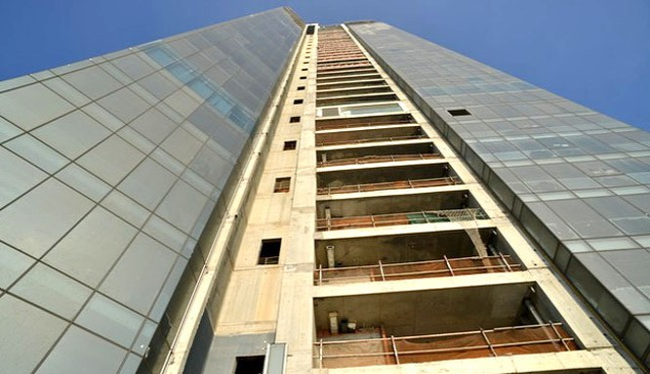 """Dự án cao ốc Saigon One """"đứng hình"""" suốt 3 năm nay"""