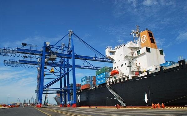 Cái Mép là một trong những liên doanh mà Cảng Sài Gòn góp vốn