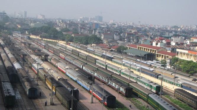 Kinh doanh kém, đường sắt vẫn được bao cấp