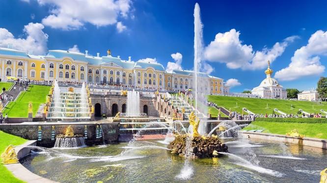 Chuyến du hành đến miền cổ tích – khám phá nước Nga