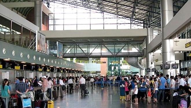 Nhà ga hành khách T2 Nội Bài. (Ảnh: Vietnamairlines)