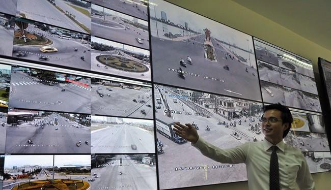Đà Nẵng sẽ giám sát anh ninh bằng hệ thống camera chất lượng cao