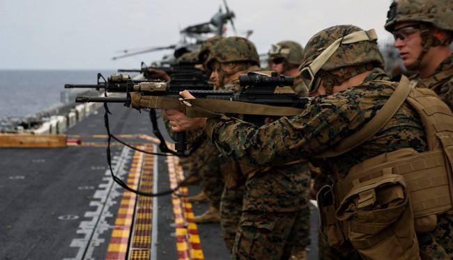 """Tin tức 24h: Washington """"sát ván"""" Trung Quốc ở Biển Đông; Việt Nam """"ngắm nghía"""" vũ khí Mỹ; Khéo không lại thừa sân bay; Quân Syria lại thua thảm"""