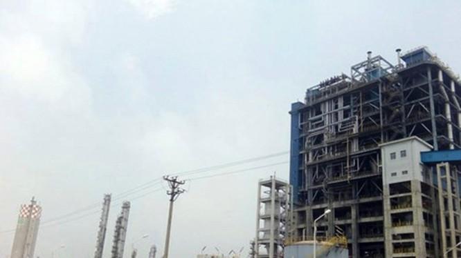 Nhà máy đạm Ninh Bình (ảnh: MĐ)