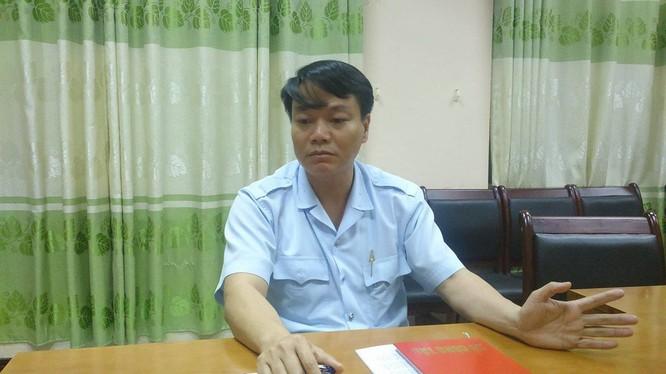 Ông Nghiêm Phú Trường, Trưởng đoàn Thanh tra chấp hành Pháp luật trong quản lý phân bón, Bộ NN&PTNT