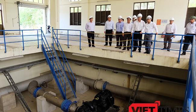 TP Đà Nẵng sẽ xây thêm nhà máy cấp nước để tránh tình trạng thiếu nước sinh hoạt cho người dân