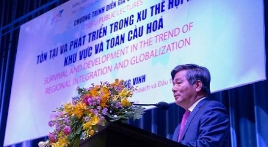 Nguyên bộ trưởng KH-ĐT Bùi Quang Vinh: 'Nếu không đổi mới, VN sẽ thua Lào, Campuchia'