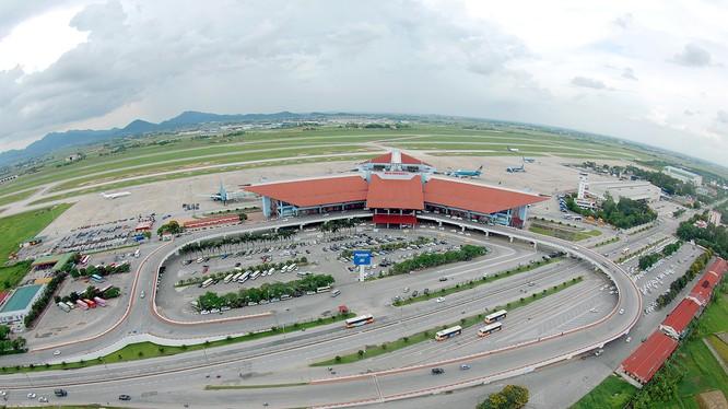 Nhà ga T-1 sân bay Nội Bài