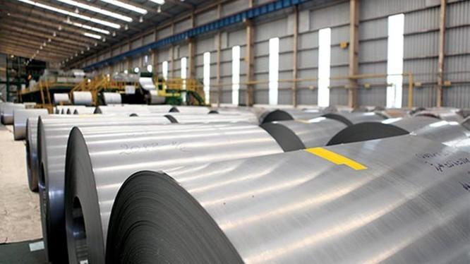 Bộ Công thương đã quyết định gia hạn thời gian kết luận sơ bộ với thép mạ nhập khẩu thêm 60 ngày