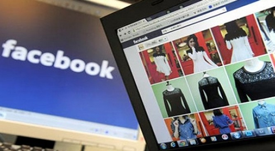 Một khối lượng lớn hàng giả đã được tiêu thụ qua Facebook