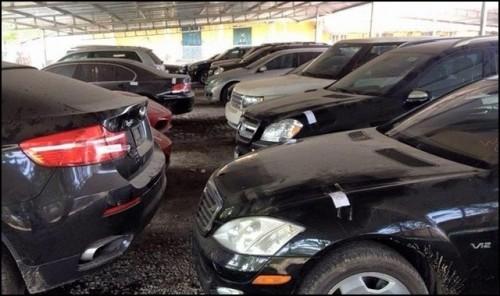 Hợp đồng tạm nhập tái xuất là giả, hàng chục xe sang bị sung công