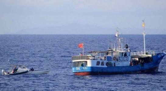 Trung Quốc: Chính quyền cướp đảo, ngư dân trộm cắp cá
