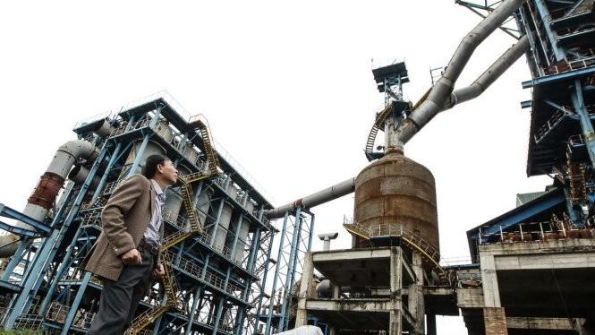 Thép Thái Nguyên dự án thép 8.000 tỷ đồng đã tiêu 1 nửa số vốn nhưng vẫn chỉ là khối sắt vụn nằm ngổn ngang (ảnh minh họa)