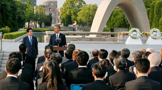 Toàn văn bài phát biểu hòa giải của Tổng thống Mỹ Obama tại Hiroshima, Nhật Bản