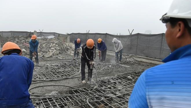 Sở Xây dựng Hà Nội sốt ruột với dự án 8B Lê Trực