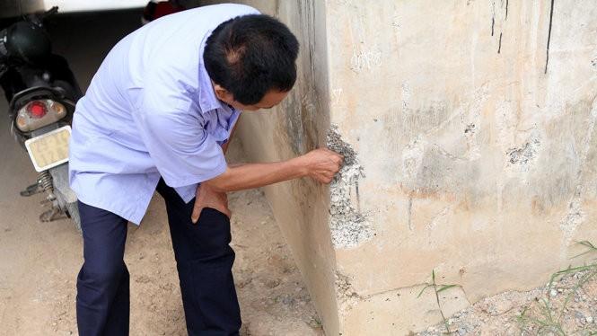 Bộ GTVT tiếp tục yêu cầu Vidifi thuê đơn vị tư vấn độc lập khác kiểm định lại hầm chui km4+900 đường cao tốc Hà Nội - Hải Phòng - Ảnh T.Phùng