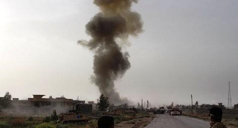 Iraq tiêu diệt 7 chỉ huy cao cấp của IS