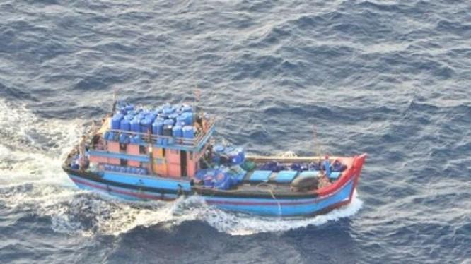 Úc bắt hai tàu cá của Việt Nam