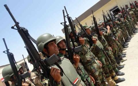 Iraq giải phóng thành công thị trấn gần sào huyệt của IS