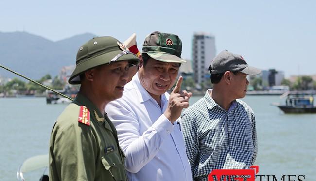 Chìm tàu trên sông Hàn: Đà Nẵng sẽ xử lý các cá nhân, đơn vị liên quan