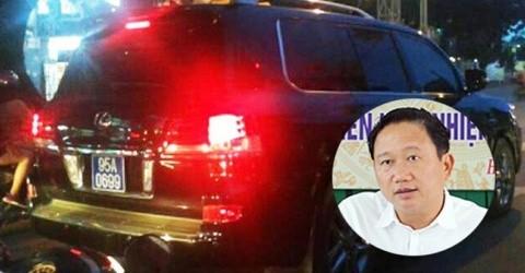 Ông Trịnh Xuân Thanh và scandal xe tư nhân biển xanh