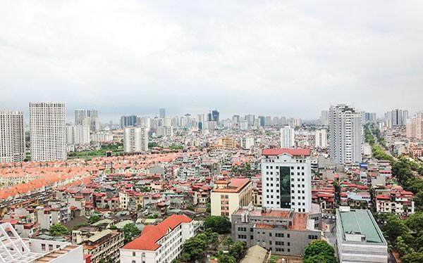 Lãnh đạo TP Hà Nội yêu cầu tháo gỡ cấp sổ đỏ cho người dân tại các khu đô thị.