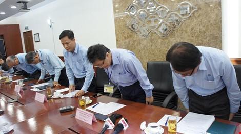 Lãnh đạo Formosa Hà Tĩnh xin lỗi người dân và Chính phủ Việt Nam vì phát ngôn của ông Chu Xuân Phàm, tháng 4/2016