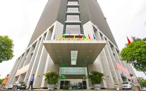 Trụ sở của Petro VietNam tại Hà Nội.
